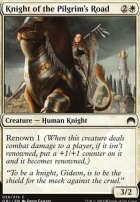 Magic Origins Foil: Knight of the Pilgrim's Road