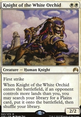 Magic Origins: Knight of the White Orchid