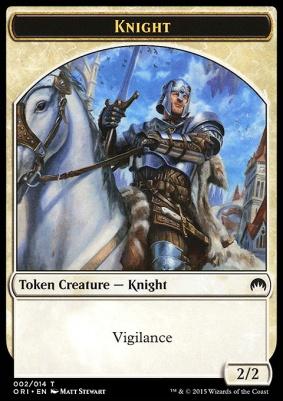 Magic Origins: Knight Token