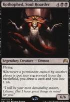 Magic Origins Foil: Kothophed, Soul Hoarder