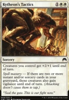 Magic Origins Foil: Kytheon's Tactics