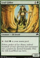 Magic Origins Foil: Leaf Gilder