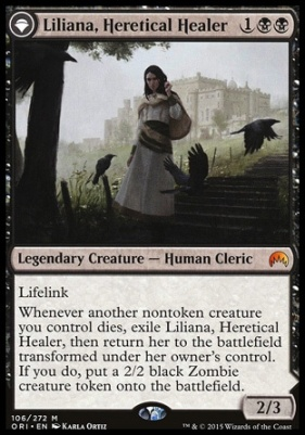 Magic Origins: Liliana, Heretical Healer