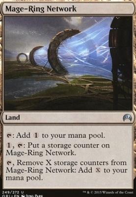 Magic Origins Foil: Mage-Ring Network