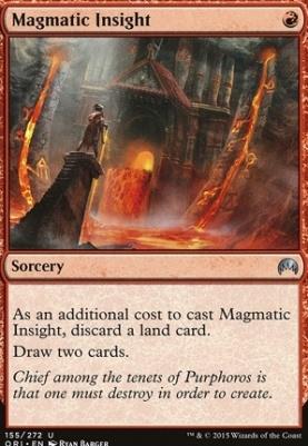 Magic Origins: Magmatic Insight