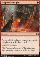 Magic Origins: Magmatic Insight