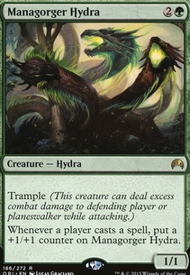 Magic Origins: Managorger Hydra