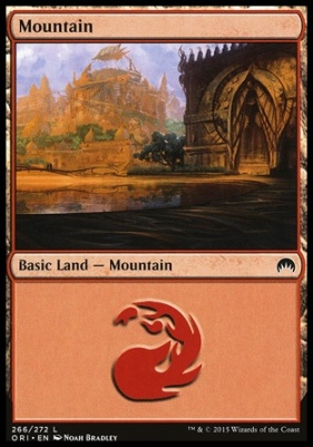 Magic Origins: Mountain (266 B)