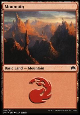 Magic Origins: Mountain (267 C)