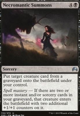 Magic Origins: Necromantic Summons
