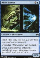 Magic Origins: Nivix Barrier