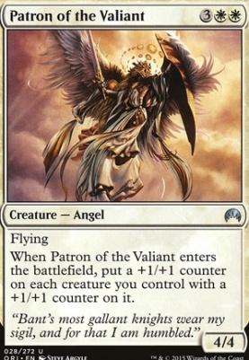 Magic Origins: Patron of the Valiant