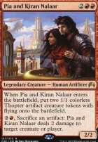 Magic Origins: Pia and Kiran Nalaar