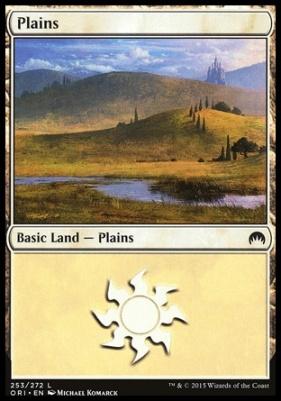 Magic Origins: Plains (253 A)