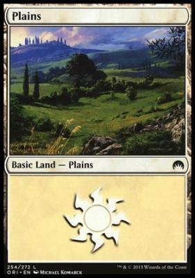 Magic Origins: Plains (254 B)