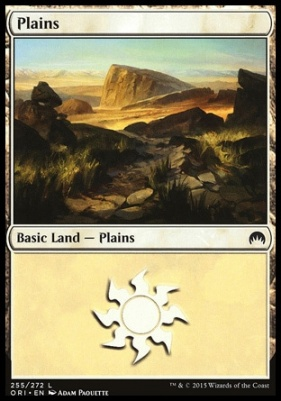 Magic Origins: Plains (255 C)