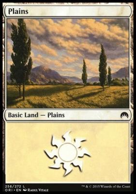 Magic Origins: Plains (256 D)