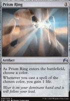 Magic Origins Foil: Prism Ring