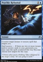 Magic Origins Foil: Psychic Rebuttal