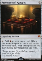 Magic Origins: Pyromancer's Goggles