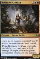 Magic Origins Foil: Reclusive Artificer