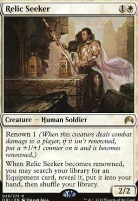 Magic Origins Foil: Relic Seeker