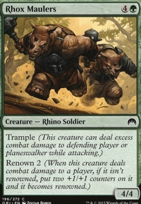 Magic Origins: Rhox Maulers