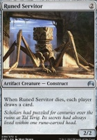 Magic Origins: Runed Servitor