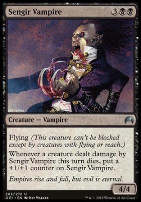 Magic Origins: Sengir Vampire
