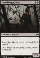 Magic Origins Foil: Shambling Ghoul