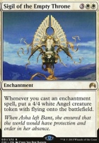 Magic Origins: Sigil of the Empty Throne