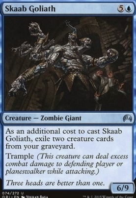 Magic Origins Foil: Skaab Goliath
