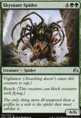 Magic Origins: Skysnare Spider