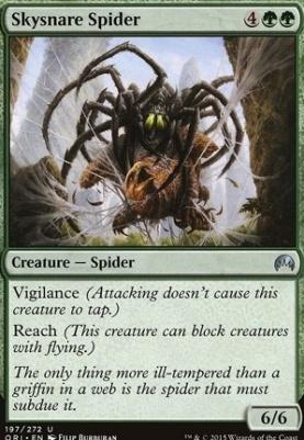 Magic Origins Foil: Skysnare Spider