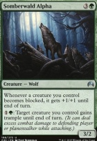 Magic Origins Foil: Somberwald Alpha