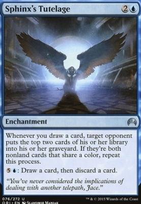 Magic Origins: Sphinx's Tutelage