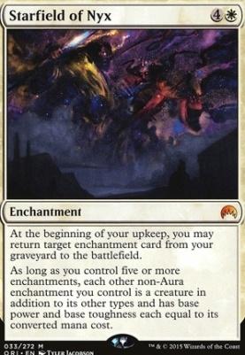 Magic Origins: Starfield of Nyx