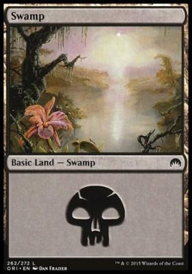 Magic Origins: Swamp (262 B)