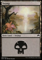 Magic Origins: Swamp (262 B)