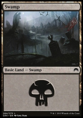 Magic Origins: Swamp (264 D)
