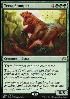 Magic Origins: Terra Stomper