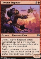 Magic Origins Foil: Thopter Engineer