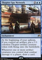 Magic Origins Foil: Thopter Spy Network