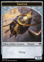 Magic Origins: Thopter Token (10 A)