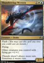 Magic Origins: Thunderclap Wyvern