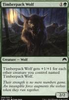 Magic Origins: Timberpack Wolf