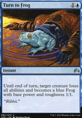 Magic Origins: Turn to Frog