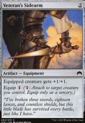 Magic Origins: Veteran's Sidearm