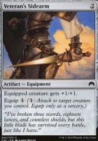 Magic Origins Foil: Veteran's Sidearm