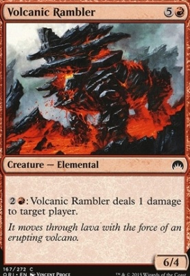 Magic Origins: Volcanic Rambler